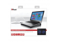 Cooler extern Laptop Trust Azul Blister Original