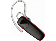 Handsfree Bluetooth Plantronics M75 Negru Rosu Blister Original
