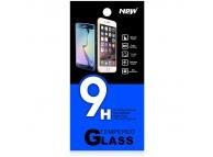 Folie Protectie ecran antisoc Samsung Galaxy S6 edge G925 Tempered Glass 9H Blister