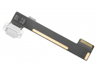 Conector incarcare / date cu banda Apple iPad mini 4 Alb