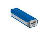 Baterie externa Powerbank Trust Primo 2200mA albastra Blister Originala