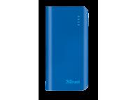 Baterie externa Powerbank Trust Primo 4400mA Albastra Blister Originala