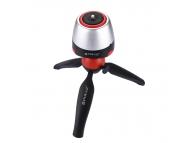 Suport cu cap rotativ electric si trepied universal Poluz PU362R 360 Blister Original