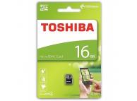 Card memorie Toshiba MicroSDHC 16GB fara adaptor M102 Blister
