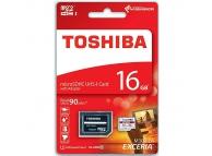 Card memorie Toshiba MicroSDHC UHS-1 16GB Clasa 10 M302 Blister