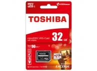 Card memorie Toshiba MicroSDHC UHS-1 32GB Clasa 10 M302 Blister