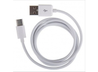 Cablu de date USB - USB Type-C Samsung EP-DW700CWE 1.5m Alb