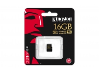 Card memorie Kingston MicroSDHC 16Gb UHS-I U3 Fara Adaptor Blister
