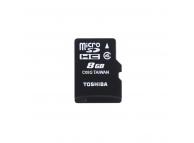 Card memorie Toshiba MicroSDHC 8GB Clasa 10 Blister