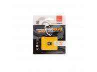 Card memorie Imro MicroSDHC 8Gb Clasa 10 fara adaptor Blister