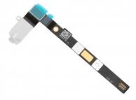 Conector audio cu banda Apple iPad mini 4 Wi-Fi + Cellular Alb