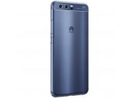 Husa silicon TPU Huawei P10 51991885 Gri Transparenta Blister Originala
