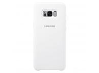 Husa silicon TPU Samsung Galaxy S8+ G955 EF-PG955TWEGWW Alba Blister Originala