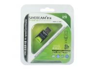 Cititor card MicroSD Siyoteam M82 Blister