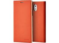 Husa piele Nokia 3 CP-303 Book maro Blister Originala