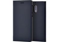 Husa piele Nokia 5 CP-302 Book Bleumarin Blister Originala