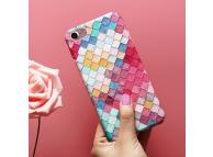 Husa plastic Apple iPhone 7 Floveme Diamond Grid
