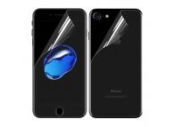 Folie Protectie fata si spate Apple iPhone 7 HD