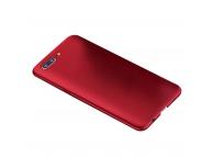 Husa plastic OnePlus 5 Mofi rosie Blister Originala