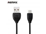 Cablu de date MicroUSB Remax Lesu RC-050M Blister Original