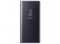 Husa plastic Samsung Galaxy Note8 N950 Clear View EF-ZN950CVEGWW Gri Blister Originala