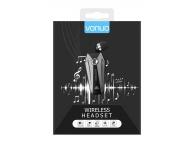 Handsfree Bluetooth Vonuo B01A Negru Gri Blister Original