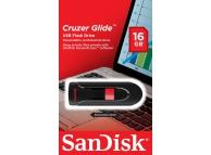 Memorie externa SanDisk Cruzer Glide 16Gb Blister
