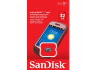 Card memorie SanDisk Ultra MicroSDHC 32GB Clasa 4 Fara Adaptor Blister