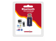 Adaptor USB Bluetooth Reekin Slim Line Albastru Blister Original