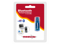 Adaptor USB Bluetooth Reekin Albastru Blister Original