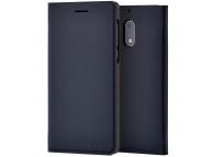 Husa piele Nokia 6 CP-301 Book Bleumarin Blister Originala