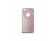 Husa silicon TPU Samsung Galaxy S8 G950 Full Cover Carbon Roz
