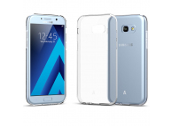 Husa silicon TPU Samsung Galaxy A3 (2017) A320 Anymode Jelly Transparenta Blister Originala