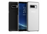 Husa silicon TPU Samsung Galaxy Note8 N950 Anymode Pudding Transparenta Blister Originala