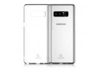 Husa silicon TPU Samsung Galaxy Note8 N950 Usams Primary Transparenta Blister Originala