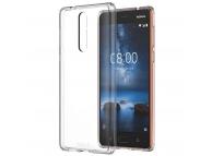 Husa Nokia 8 CC-701 Hybrid Crystal transparenta Blister Originala
