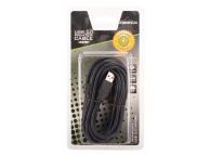 Cablu periferice USB 2.0 - USB tip B Omega UAB5B 5m Blister