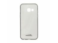 Husa silicon TPU Samsung Galaxy Note8 N950 Kisswill Gri Transparenta Blister Originala