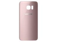 Capac baterie Samsung Galaxy S7 G930 roz auriu