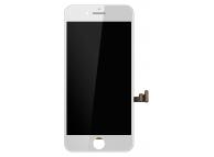Display cu touchscreen si rama Apple iPhone 8 Alb
