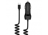 Incarcator auto MicroUSB Joyroom UP-522AL 2.1A Blister Original