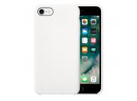 Husa Apple iPhone 7 Pure Silicone Alba