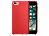 Husa Apple iPhone 6 Plus Pure Silicone Rosie