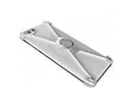 Husa Xiaomi Mi 6 Oatsbasf Type-X Metal cu inel argintie Blister Originala