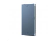 Husa piele Sony Xperia XZ1 SCSG50 Book albastra Blister Originala