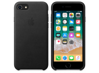 Husa piele Apple iPhone 8 MQH92ZM Blister Originala