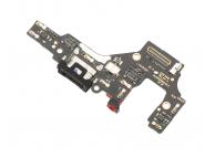 Placa cu conector incarcare / date si microfon Huawei P9 Plus