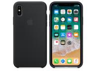 Husa silicon TPU Apple iPhone X MQT12ZM Blister Originala