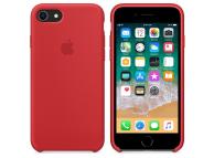 Husa silicon TPU Apple iPhone 8 MQGP2ZM Rosie Blister Originala