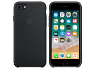 Husa silicon TPU Apple iPhone 8 MQGK2ZM Blister Originala